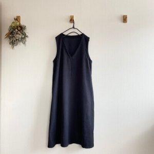 画像1: Aラインジャンパースカート (1)