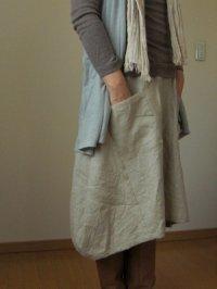 画像1: バルーンスカート