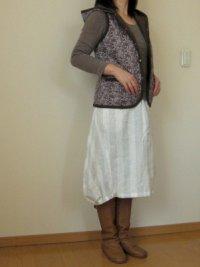 画像3: バルーンスカート