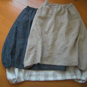 画像1: バルーンスカート (1)