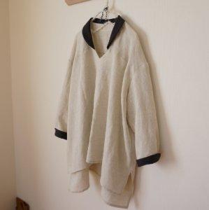 画像1: ビッグシルエットシャツ (1)