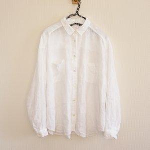 画像1: ワイドレギュラーシャツ (1)