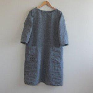 画像1: ヨークワンピース袖オプション (1)